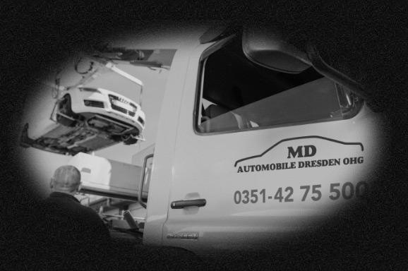 MD Automobile Dresden - Kfz Verwahrstelle Dresden